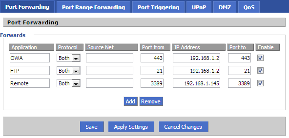 Basic Home Gateway Services Dhcp Dns Nat